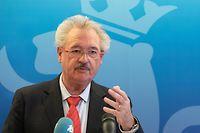 Politik, Jean Asselborn, campagne en vue de l'élection du Luxembourg au Conseil des droits de l'homme pour le mandat 2022-2024 Foto: Chris Karaba/Luxemburger Wort