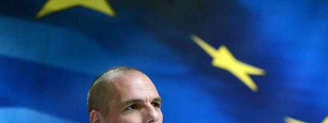 Yanis Varoufakis, le ministre des Finances grec est connu pour son ton peu diplomatique.