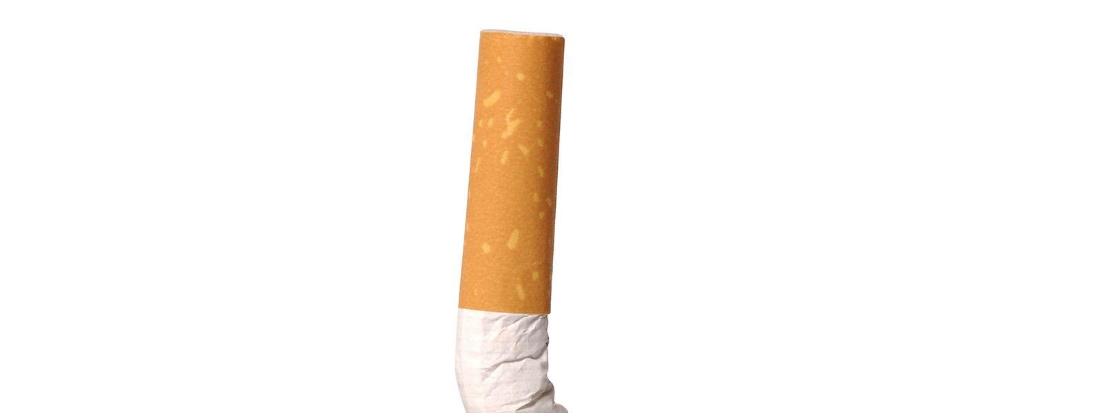 Die Letzte! Mehr als jeder zweite Raucher in Luxemburg möchte gerne mit dem Rauchen aufhören.