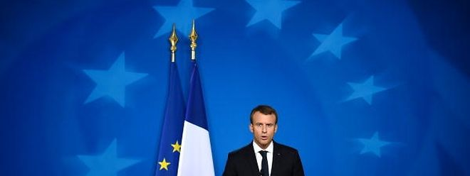 Emmanuel Macron machte die EU-Entsenderichtlinie zur Chefsache.