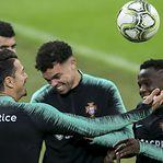 Portugal tenta garantir fase final da Liga das Nações frente à Itália