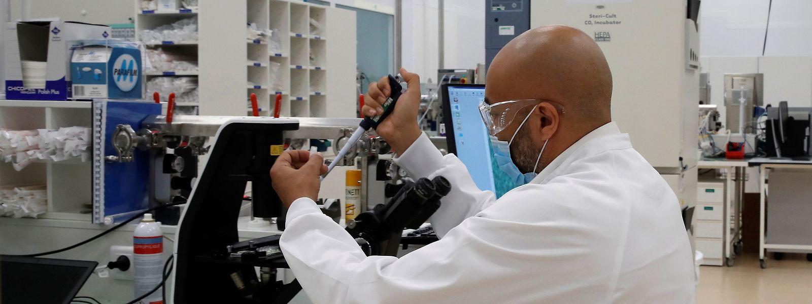 Les avances sur paiement permettraient aux laboratoires d'investir dans les capacités de production.