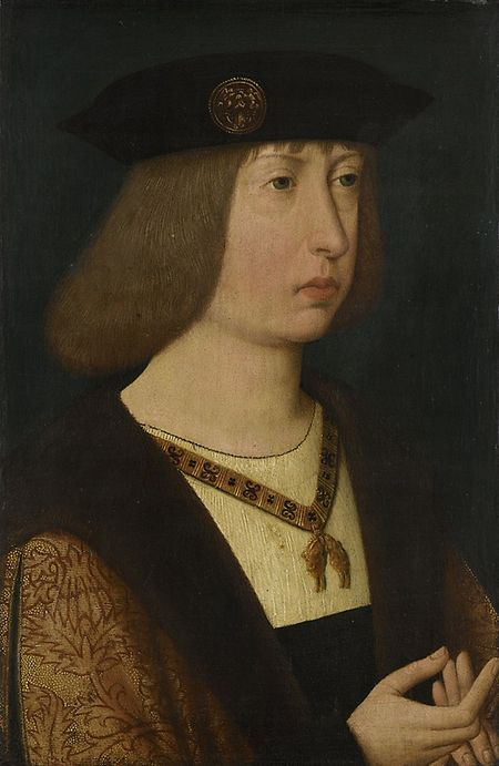 Retrato de Felipe I
