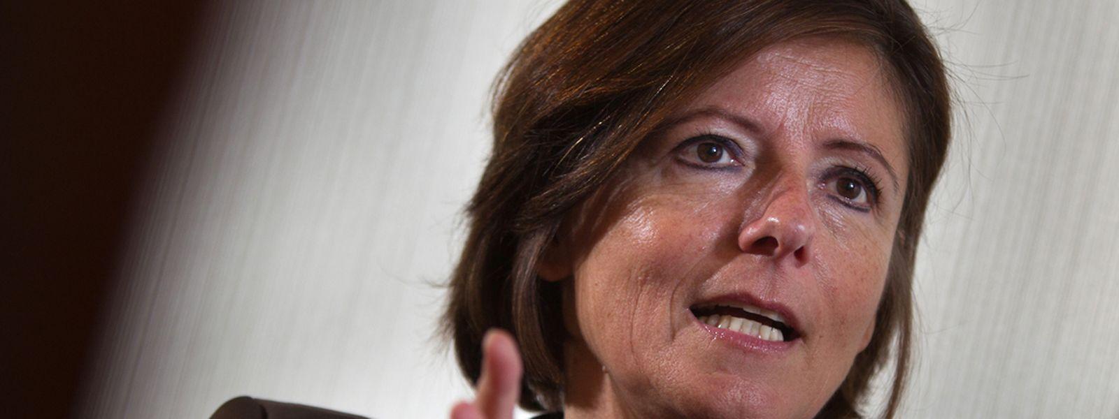 ITV Ministerpräsidentin Rheinland-Pfalz Malu Dreyer.Foto:Gerry Huberty
