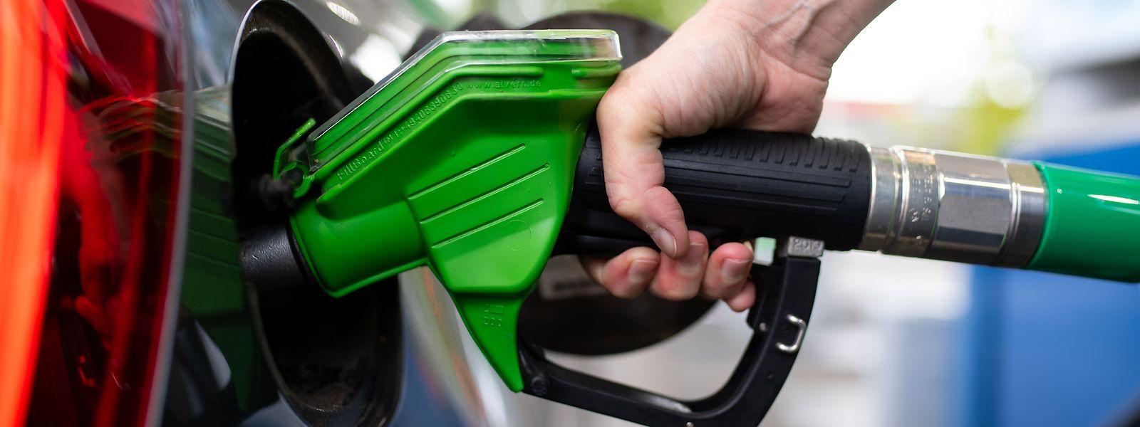 Benzin ist seit Donnerstagmorgen so teuer wie noch nie.