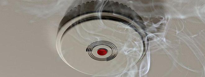 Rauchmelder können Leben retten.