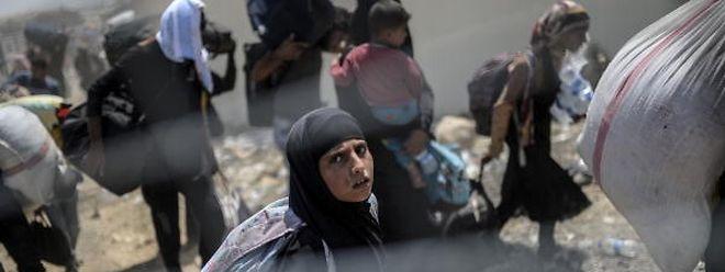 Seit Beginn 2015 sind mehr als 100.000 Menschen über das Mittelmeer nach Europa geflohen.