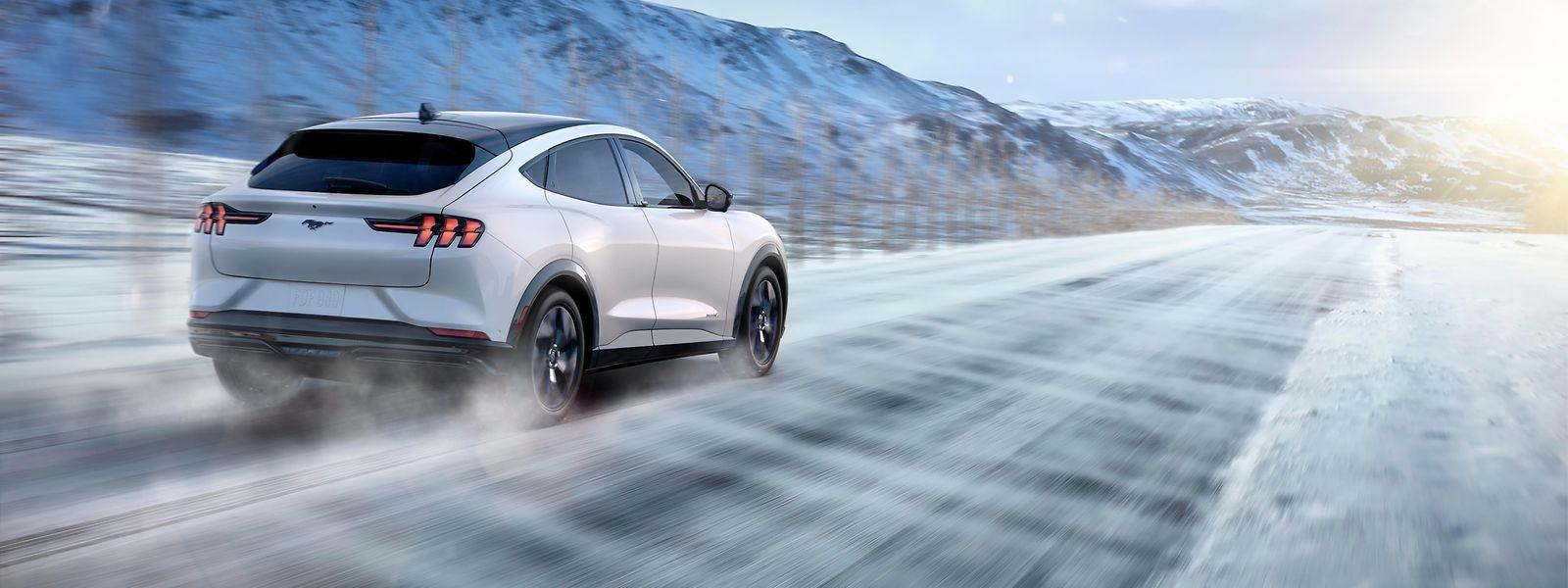 Stromer mit großem Namen: Mit dem Mustang Mach-E eröffnet Ford die Jagd auf Tesla.