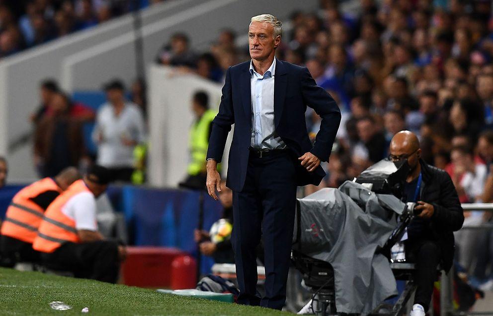 Nach dem 4:0 gegen die Niederlande mussten sich Didier Deschamps und die Franzosen in Toulouse mit einem Punkt begnügen.