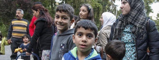 In Weilerbach wurden diese Woche 42 Flüchtlinge empfangen.