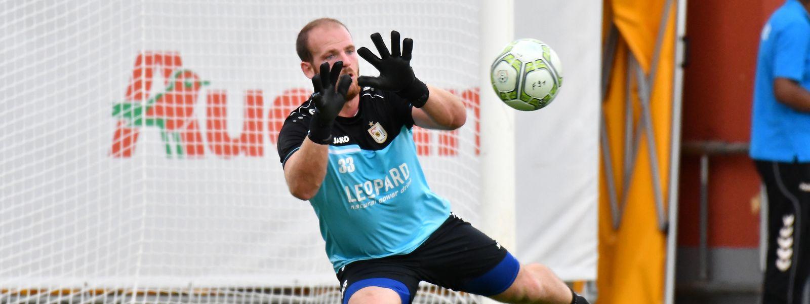 Sollte F91 die Gruppenphase der Europa League erreichen, würde Joe Frising auch dort zum Einsatz kommen.