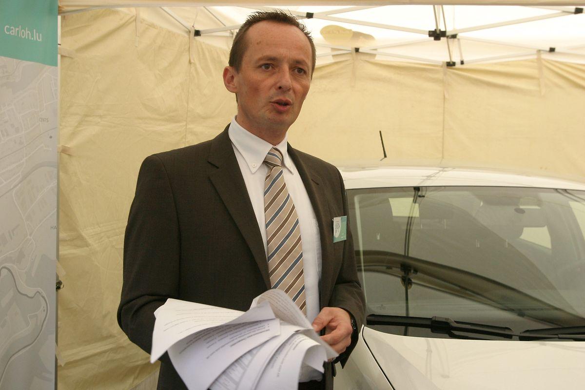 Patrick Hein: «13 euros pour prendre une Polo pendant 2 heures et pour faire 20km: je vous défie de d'aller louer une voiture de location à ce prix-là!» »