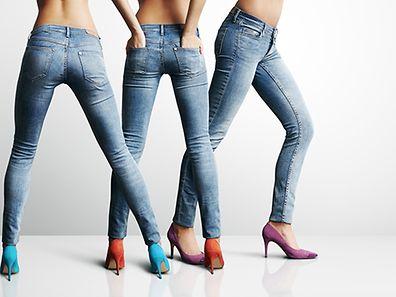 Les jeans skinny sont le premier ennemi du mal de dos, d'après l'étude.