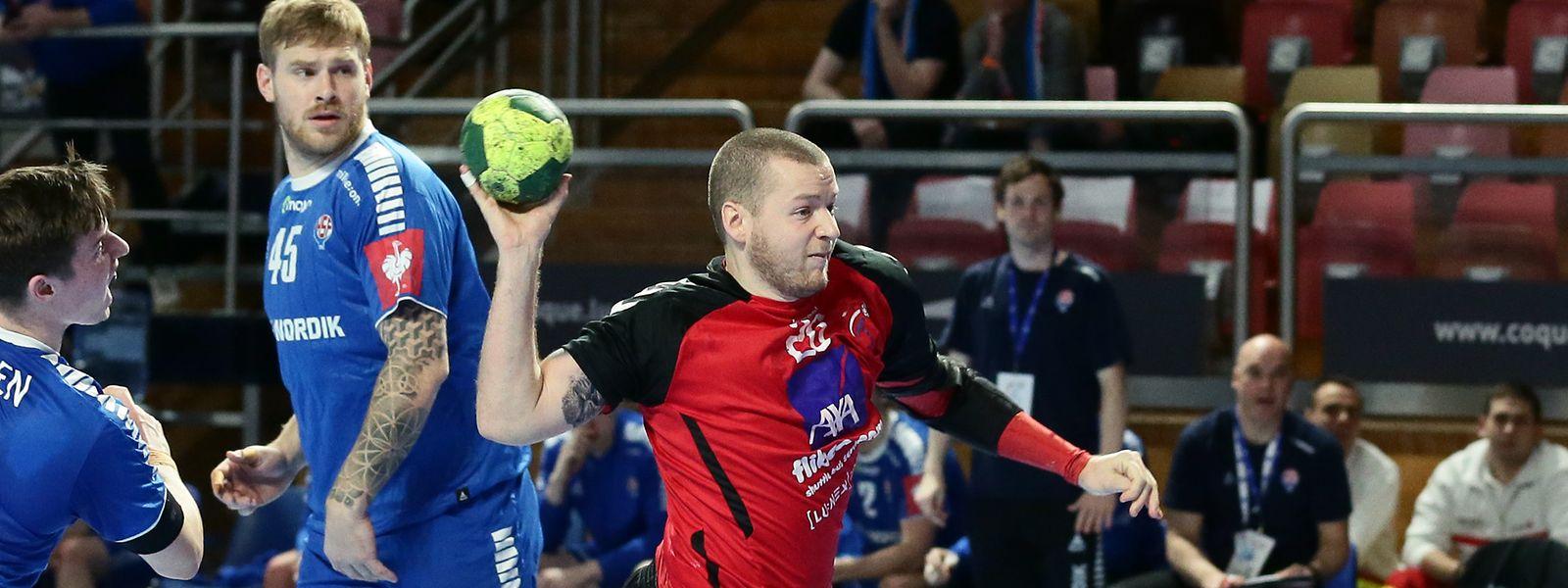 Für Joé Faber und Co. ging das Turnier mit drei Niederlagen zu Ende.