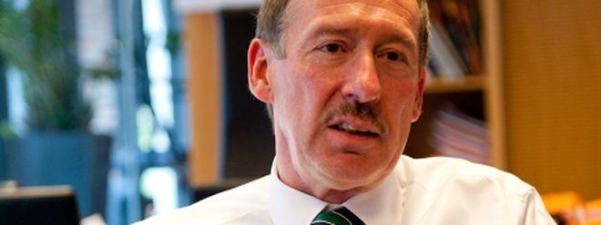 Le CEO d'Enovos, Jean Lucius, entend poursuivre la politique d'investissement du fournisseur d'énergie luxembourgeois.