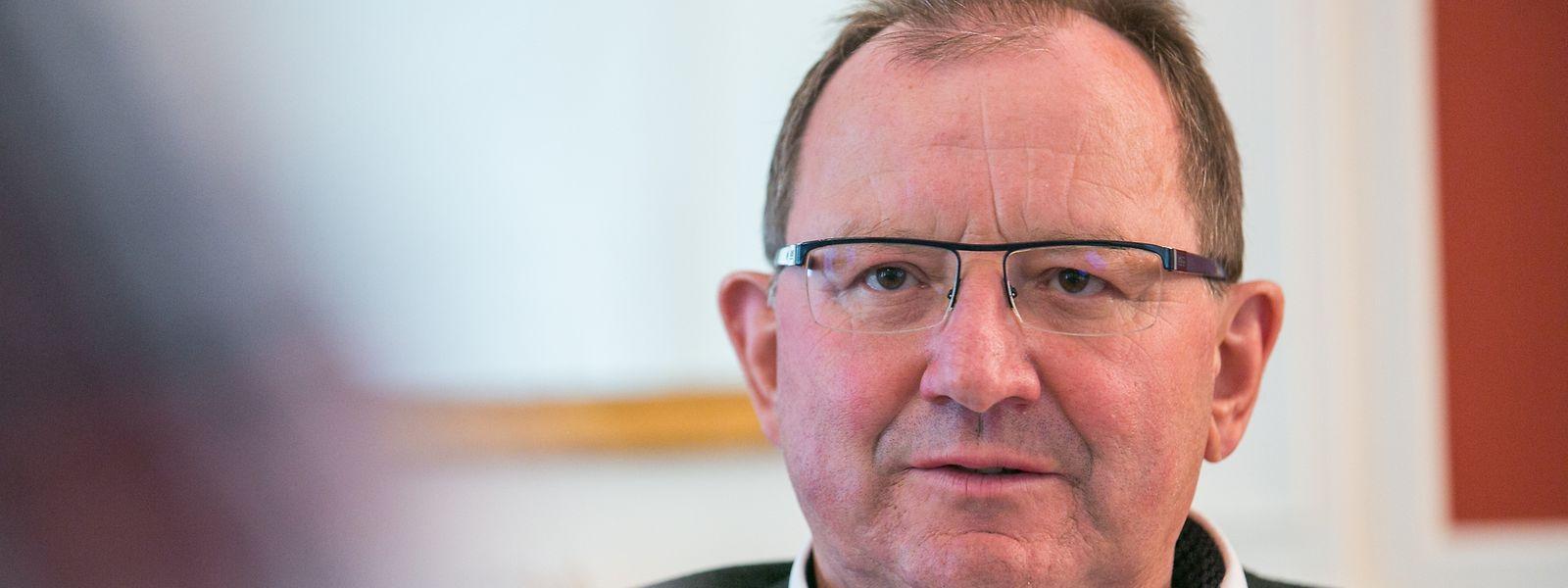 Konsumentenschutzminister Fernand Etgen will die Kontrollen optimieren.