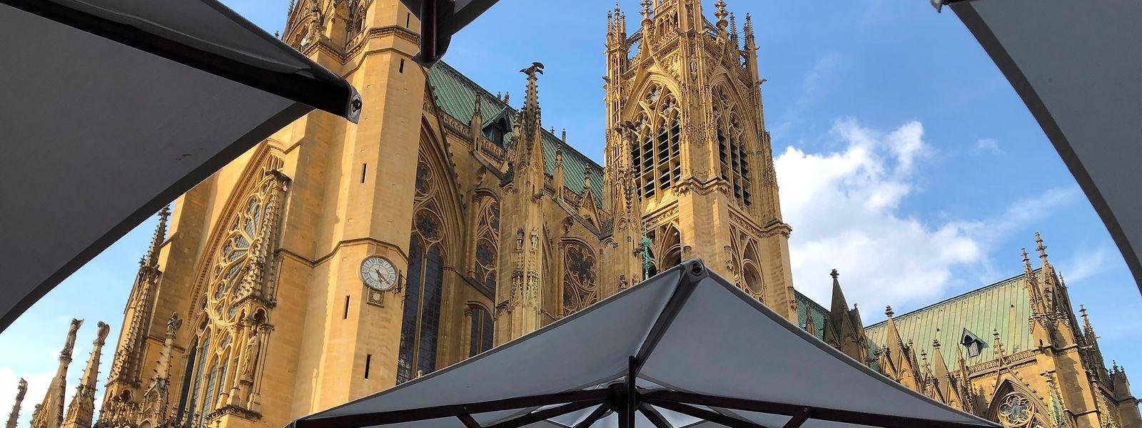 La cathédrale Saint-Etienne de Metz fêtera en 2020 son 800e anniversaire.