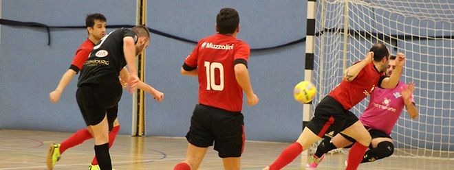 Apesar da vitória da US Esch, a ALSS / FC Münsbach garantiu um lugar na final