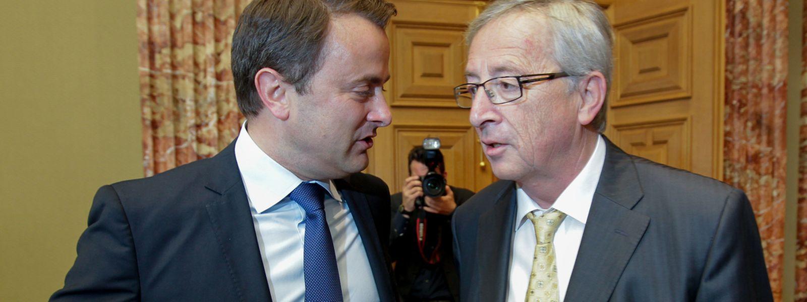 Premierminister Xavier Bettel hat nicht vor, seinem Vorgänger Jean-Claude Juncker die Verantwortung für die umstrittenen Steuernachlässe in die Schuhe zu schieben.