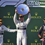 Fórmula 1. Bottas ganha na Austrália