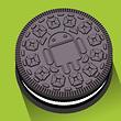 Welche Süßigkeit wird bei der neuen Android-Version Pate stehen? Fans tippen auf den Schwarz-Weiß-Keks Oreo.