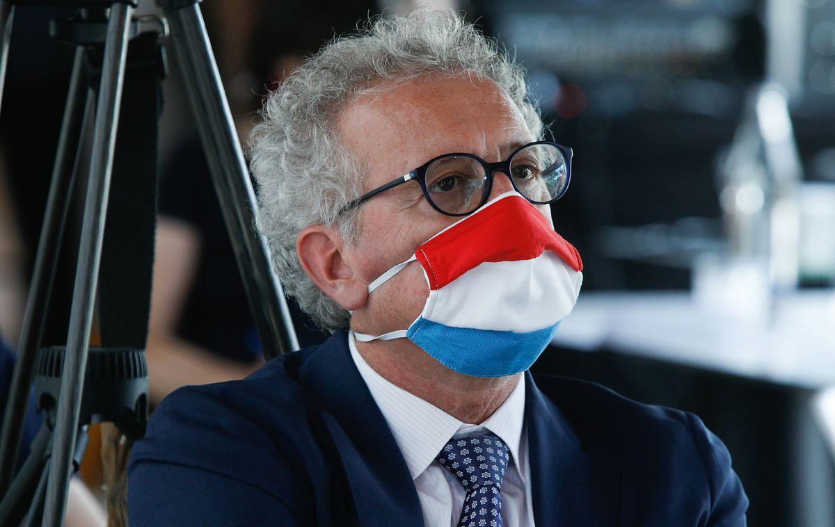 Finanzminister Pierre Gramegna warnte vor all zu viel Euphorie. Bis eine verbindliche Regelung für die Telearbeit der Pendler gefunden sein wird, könnte es noch etwas dauern, meinte er am Montag.