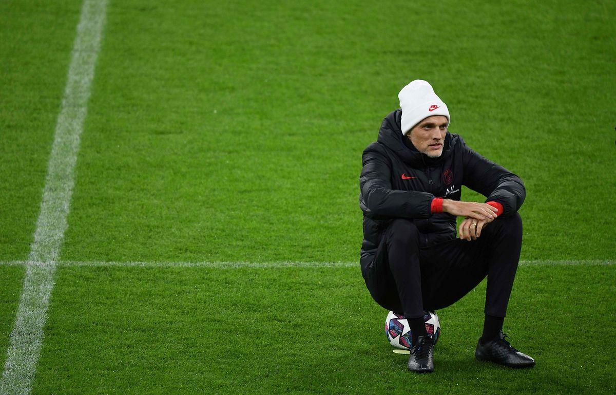 Thomas Tuchel muss gehen, obwohl er das Finale der Champions League erreicht hat.