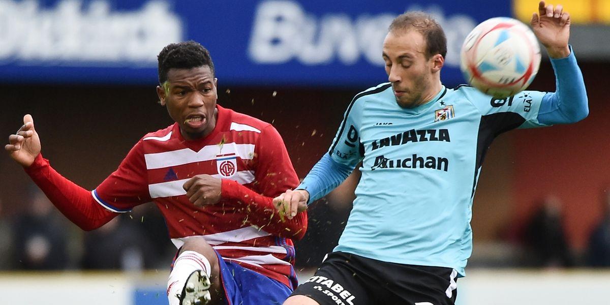 Omar Er Rafik a inscrit un doublé ce dimanche contre l'US Esch alors que Gérard Mersch a marqué son deuxième but de la saison face au RMHB..