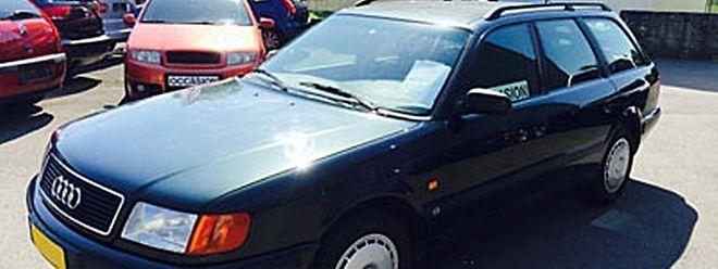 Das Fluchtfahrzeug hatten die Täter bei einem Gebrauchtwagenhändler in Mamer gestohlen.