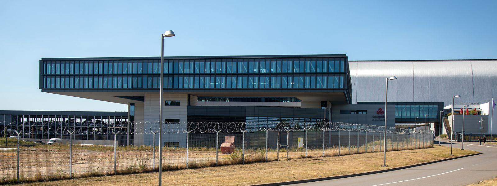 La construction du nouveau siège social de la société à Sandweiler a débuté fin 2017 et les clefs du nouveau bâtiment Cargolux ont été remises le mois dernier.