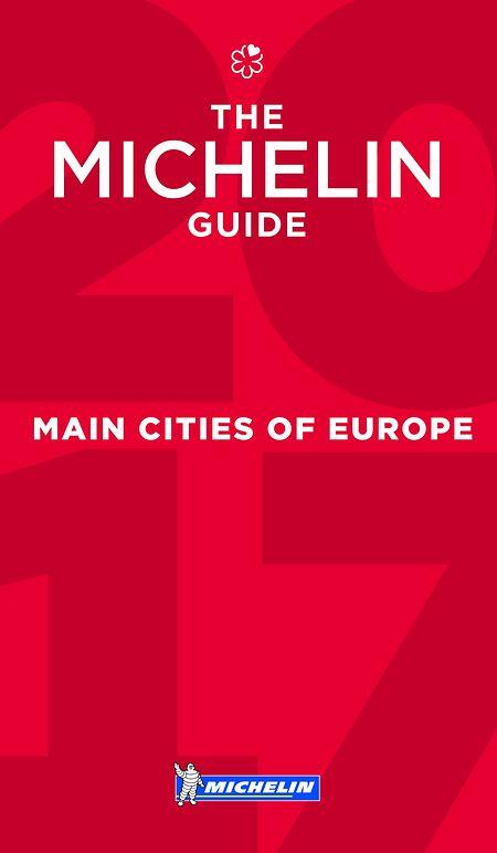 """In diesem Jahr wurde bereits der 36. """"Guide Michelin - Main Cities of Europe"""" herausgegeben,"""