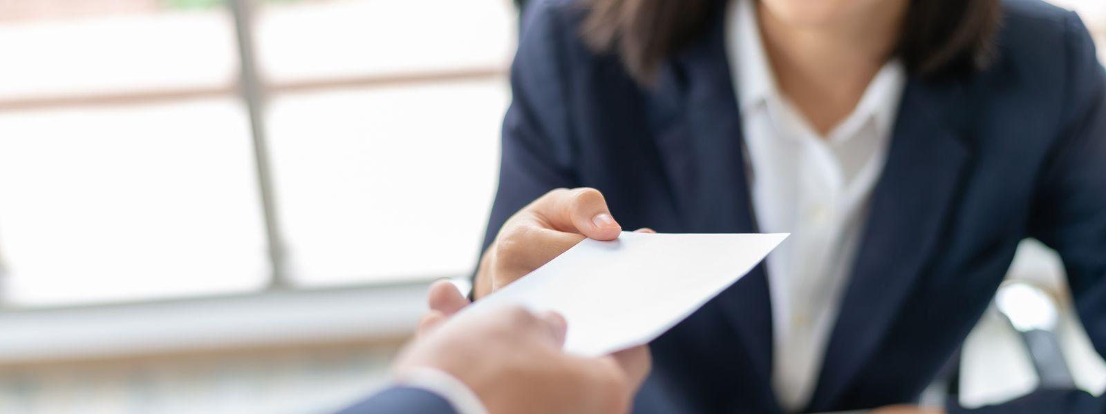 L'étude de Korn Ferry sur les salaires a été menée auprès de 70 entreprises au Luxembourg et 580 en Belgique.