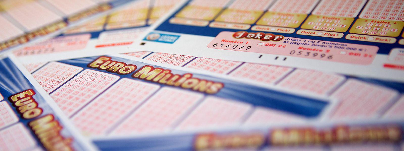 Lottozahlen Euromillions