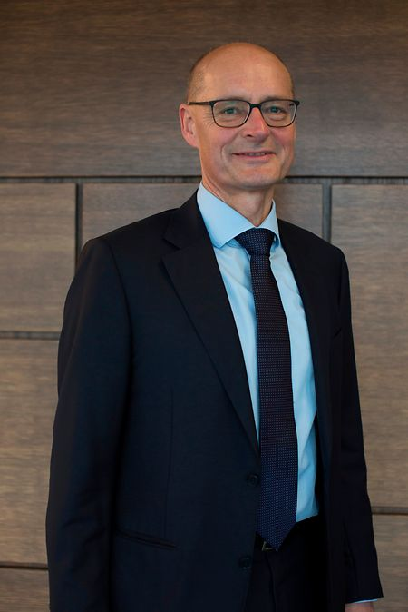 Heinrich Baer, Country Head UBS in Luxembourg