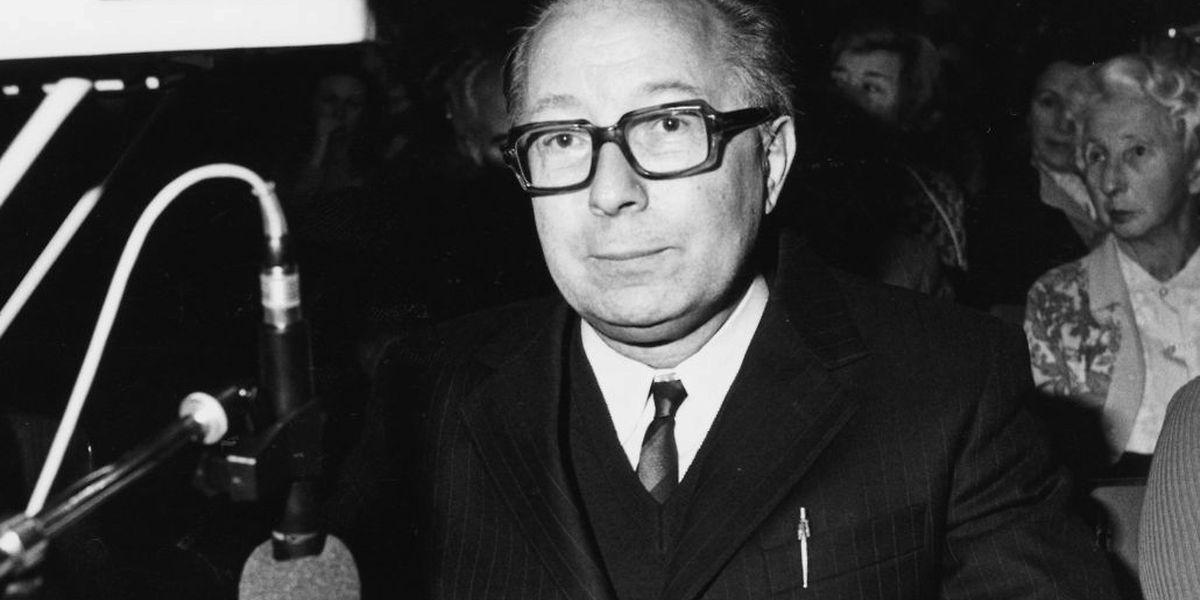 Prof. Norbert Thillwurde 89 Jahre alt.