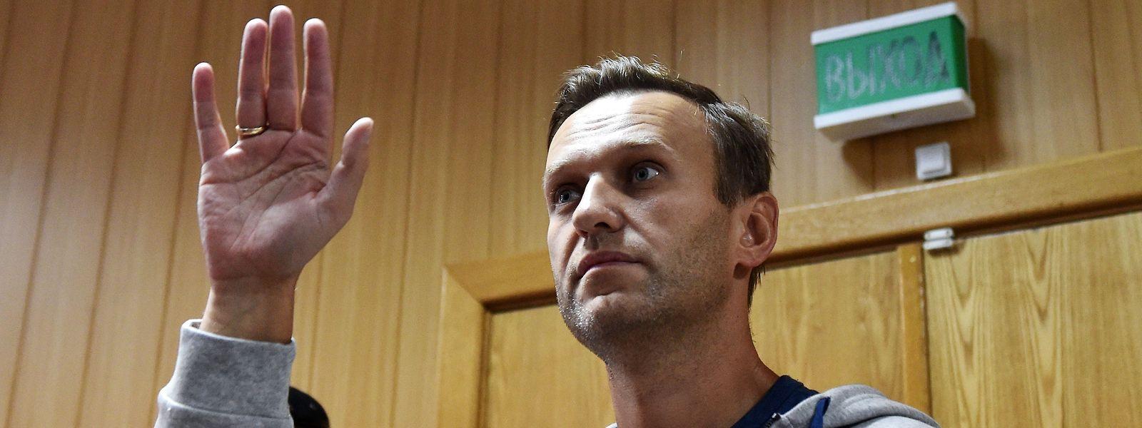 Die von Nawalny angeführte Opposition will bei den Regional-und Kommunalwahlen die absolute Macht der Krempartei brechen.