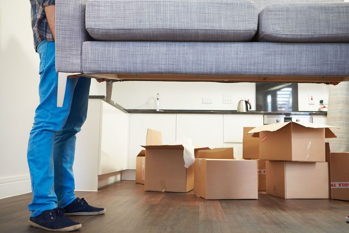 Don't take your own furniture apart if you want the removals people to put it back together. Photo: Shutterstock