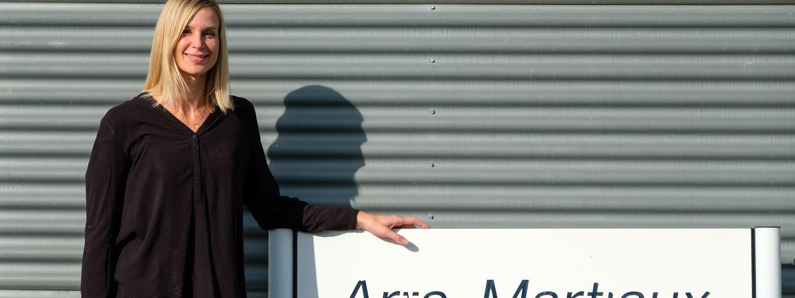 Tessy Scholtes steht als neue Vorsitzende rund 2000 Karatekas in Luxemburg vor.