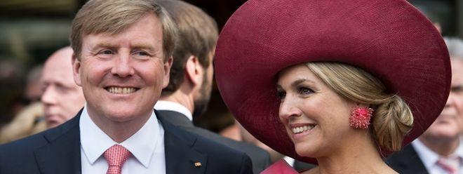 Königin Maxima und König Willem-Alexander der Niederlande auf einer Aufnahme aus dem Jahr 2016