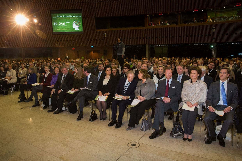 1er Forum international sur les troubles d'apprentissage au European Convention Center