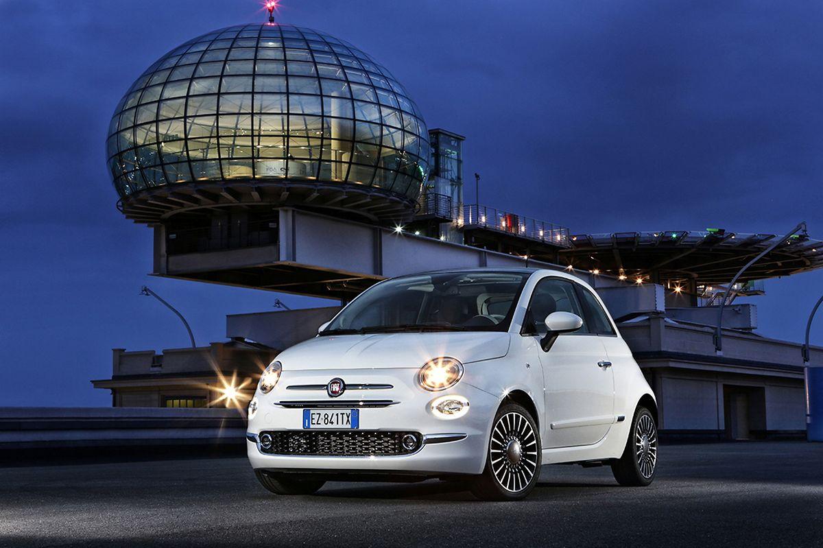 Kleine Auffrischung: Nach acht Jahren am Markt hat Fiat den 500 gründlich berarbeitet.