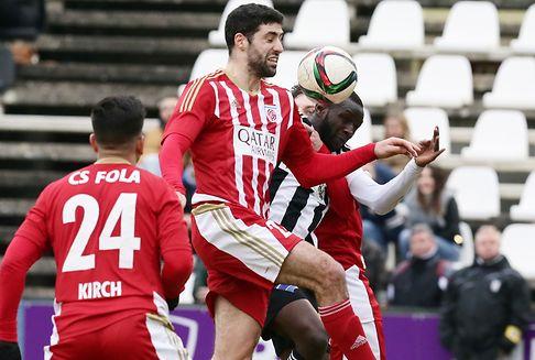 Football / Ce dimanche à la Frontière: N\'Diaye répond à Dallevedove