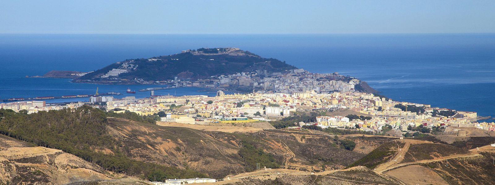 Der Schmuggel zwischen der spanischen Exklave Ceuta und Marokko ist zum Erliegen gekommen.