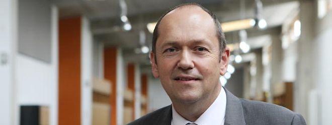 Michel Hiebel est proviseur du lycée Vauban depuis 2013. D'originie alsacienne, il était avant ce poste proviseur en Haute-Savoie.