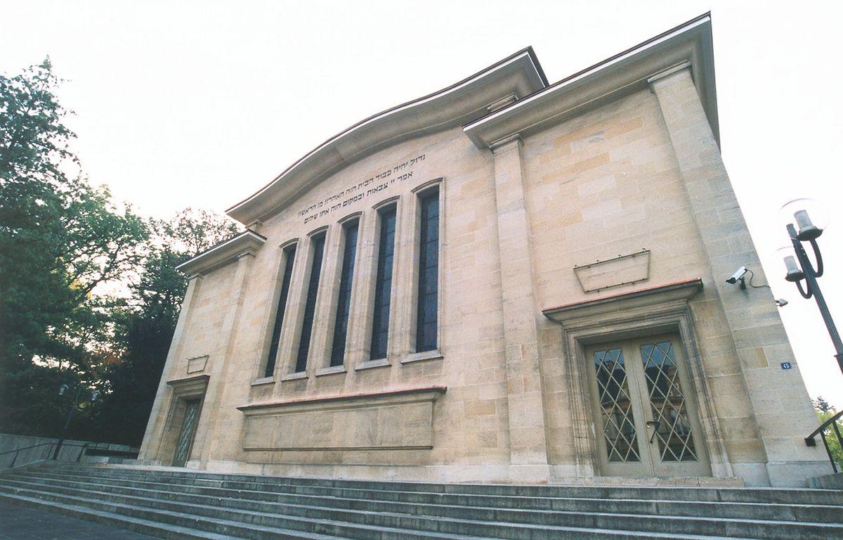 Der Artuso-Bericht soll klären, ob die Verwaltungskommission eine Mitschuld an der Deportation der Juden im Jahr 1940 trägt. Das Bild zeigt die Synagoge von Luxemburg.