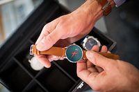 Georges Weyer - Gründer Luxemburger Uhrenmarke LOX - Foto: Pierre Matgé/Luxemburger Wort
