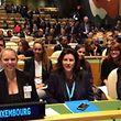 Carole Dieschbourg, ministra do Ambiente, representou o Luxemburgo na cimeira do clima em Nova Iorque