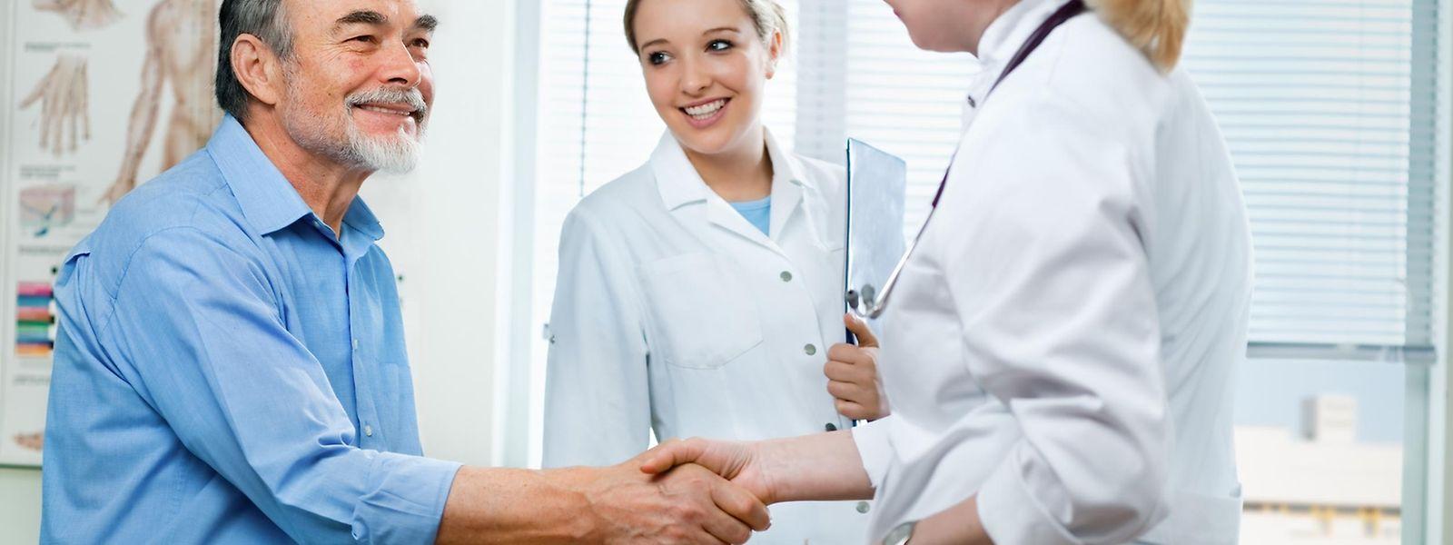 Wer sich auf seinen Arzttermin vorbereitet kann gezielter nachfragen.