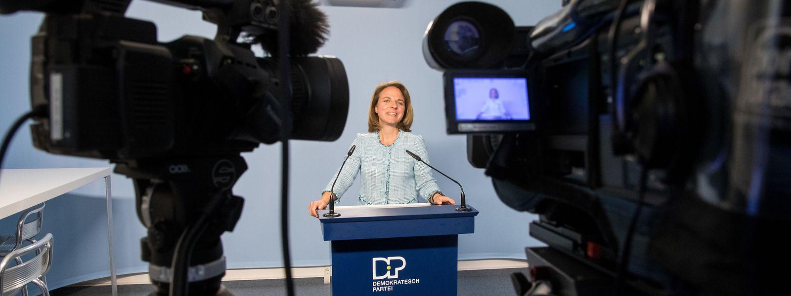 Avec 20,6% des intentions de vote, selon le Sonndesfro, le DP apparaît comme le grand gagnant politique des derniers mois, marqués par la pandémie de covid-19.