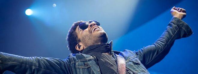 Lenny Kravitz fait partie des têtes d'affiche attendues au Rock Werchter 2015.